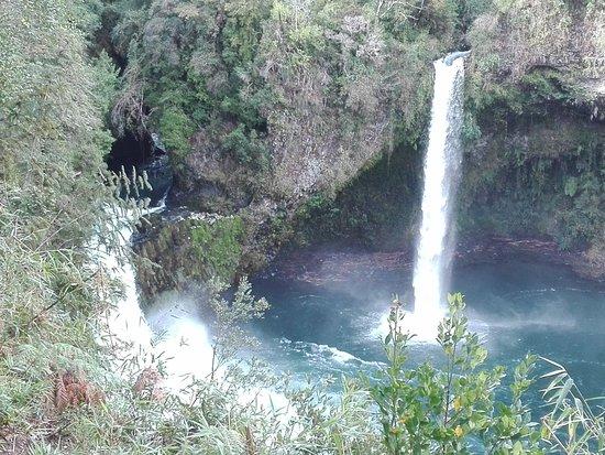Lago Ranco, Чили: Saltos de Nilahue