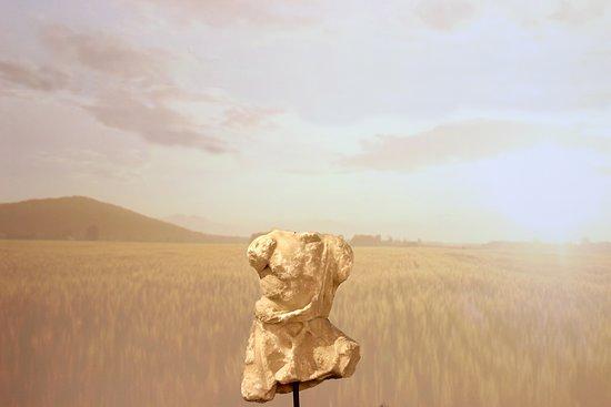 Busto di epoca romana