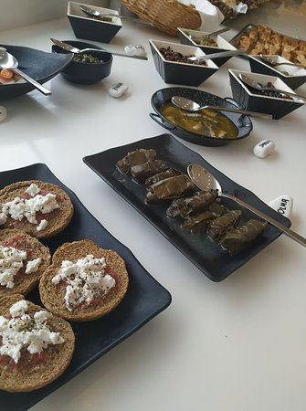 Dimitrios Village Beach Resort: Restaurant
