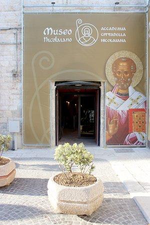 Entrata del museo
