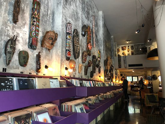 Underflow Record Store & Art Gallery