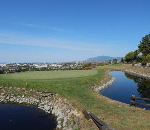 Magna Golf Course: Green 9