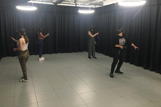 Centro de realidade Virtual