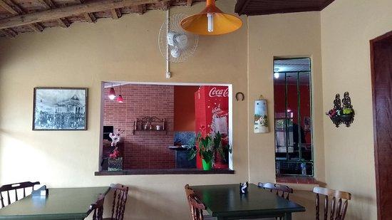 Restaurante Dona Nicolina.