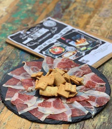 Top seller Pata Negra Ham