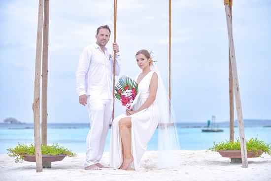 Vakarufalhi Maldives: Wedding