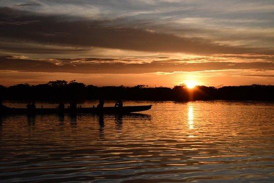 Cuyabeno Lodge - Laguna Grande照片