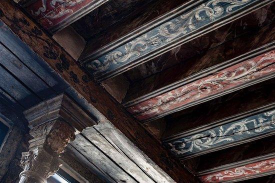 St. Patrick's: Ceiling