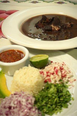 Lunes de frijol con puerco ¡tradición yucateca!