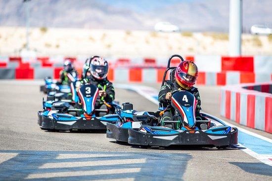 Vegas Superkarts - Outdoor Go Kart