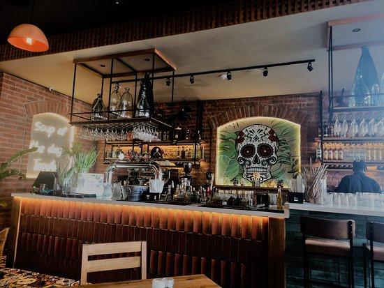 Inside - bar - decor