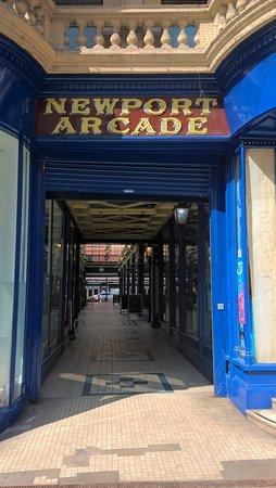 Newport Arcade