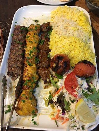 Shiraz Authentic Persian Restaurant