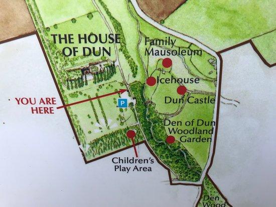 House of Dun: Location, location, location