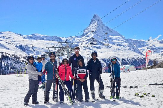 Zermatt Ski School European Snowsport (ES)