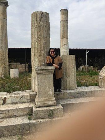 Magnesia Antik Kenti: Yaslandım