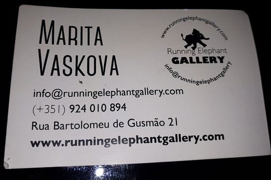 Running Elephant Gallery