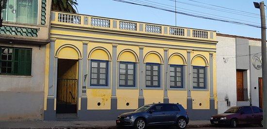 Dom Pedrito: Museu Paulo Firpo