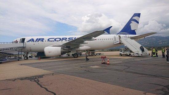 Aéroport de Calvi - Picture of Air Corsica - TripAdvisor