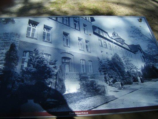 Beelitz-Heilstätten: so sah es mal aus