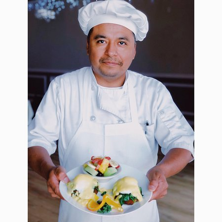 Do you work with passion and give your best? Our amazing chef Efrain does! ;)