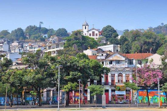 Resultado de imagen para Convent de Santa Teresa brasil