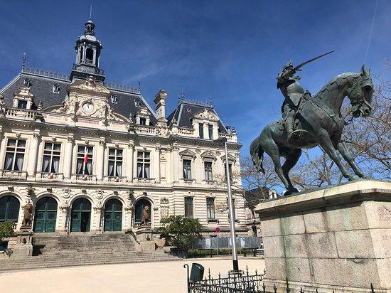 Statue de Richemont Duc de Bretagne