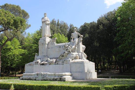 Parco della Fortezza Medicea