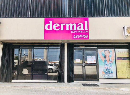 Dermal Skin Care & Spa  Located in Chalan San Antonio, Tamuning Guam USA | 647-7546
