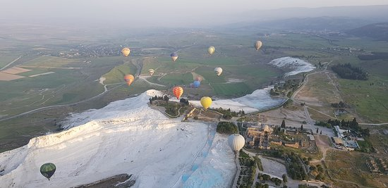 Pamukkale Hot air Baloon tour