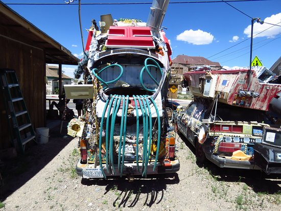 Goldfield Art Car Park Gallery照片