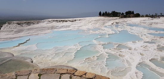 The Travertines (Pamukkale)