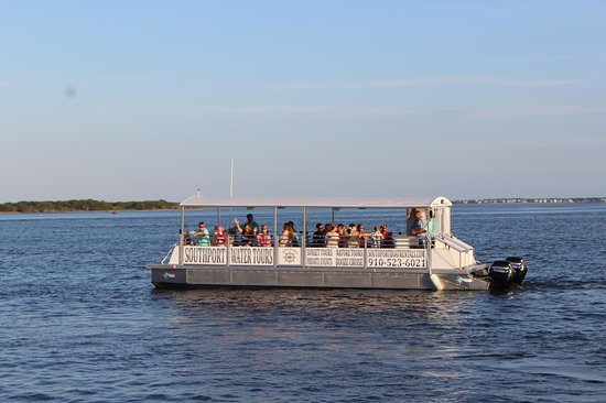 Southport Water Tours