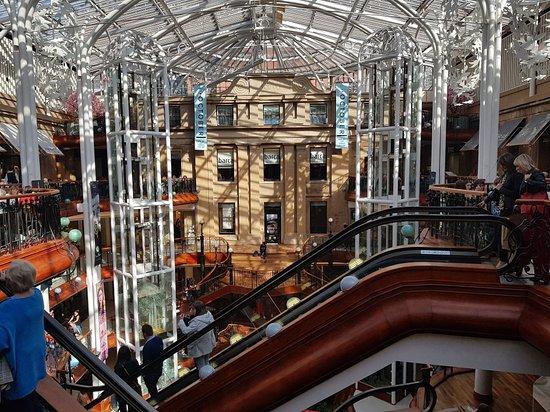 October Glasgow