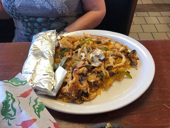 Mariachi Mexican Grill : The Mariachi Special!