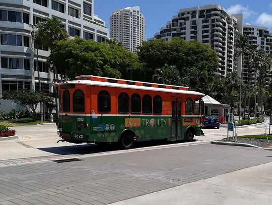 ‪Miami Trolley‬