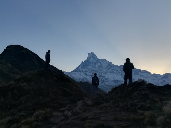5 night 6 days Mardi Himal Base Camp 4500m  trekking  2019