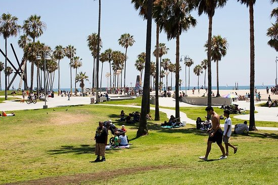Escapada de un día a las playas de California: Long Beach, Huntington Beach, Venice Beach y Santa Mónica desde Los Ángeles: California Beach Cities Day Trip: Long Beach, Huntington Beach, Venice Beach and Santa Monica fr
