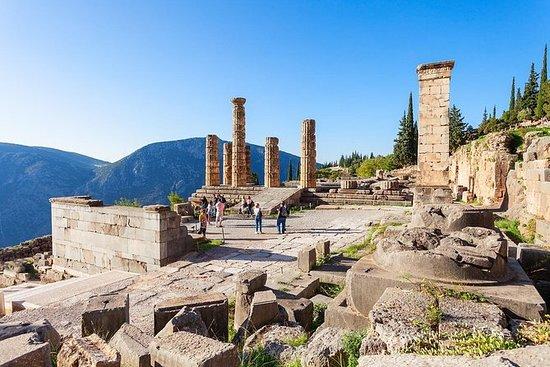 Tour de 3 días por la Grecia clásica...