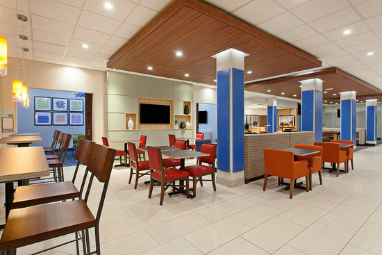 Holiday Inn Express & Suites - Brigham City - North Utah: Restaurant
