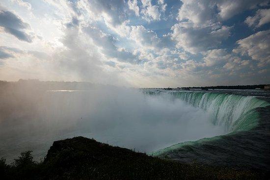 为期4天的尼亚加拉大瀑布,华盛顿特区和纽约的费城之旅