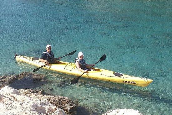 Sea Kayaking Tour of Kekova Sound