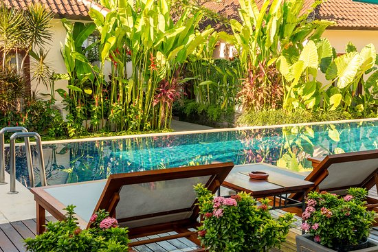 Rama Residence Petitenget Hotel