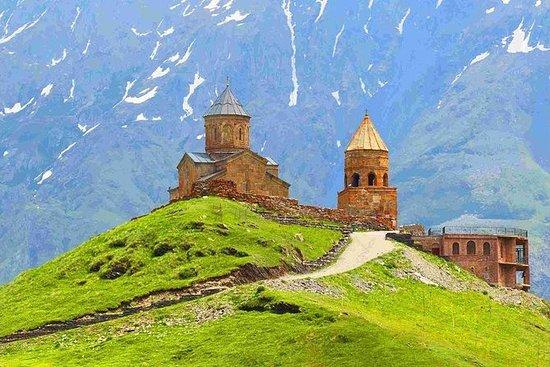 Kazbegi Gudauri私人旅游