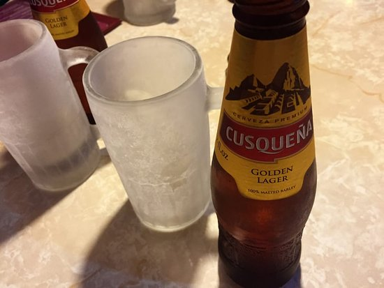 The Classic Beer of Peru
