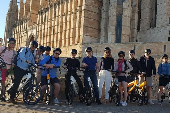 2 Stunden E-Bike Tour in Palma de...