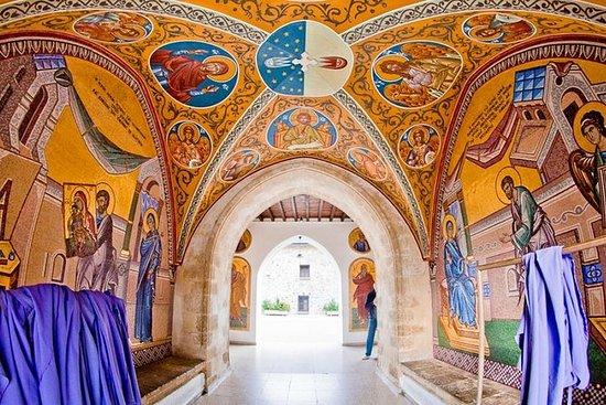 Kykkos修道院和Kakopetria(可从拉纳卡,阿依纳帕和Protar...