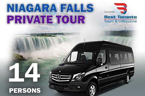 Tour privato delle cascate del Niagara
