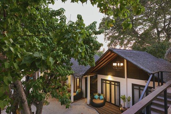 Entrance - Picture of Atollkey Beach Villa, Dhigurah Island - Tripadvisor