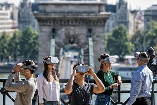 Virtual Reality Walking Tour